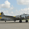 B-17 Liberty Belle : Photos of the B-17 &quot;Liberty Belle&quot; taken by Ben Foster on 4/27/08 at Jabara Airport in Wichita, Ks.